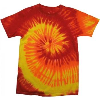 Abbigliamento Donna T-shirt maniche corte Colortone Rainbow Incendio