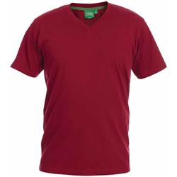 Abbigliamento Uomo T-shirt maniche corte Duke Signature-2 Rosso
