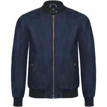 Abbigliamento Uomo Giacche in jeans B And C Supremacy Jeans Scuro