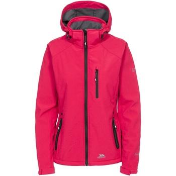 Abbigliamento Donna giacca a vento Trespass Bela Lampone