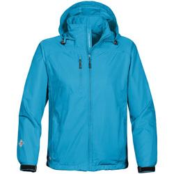 Abbigliamento Uomo giacca a vento Stormtech Stratus Azzurro cielo