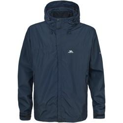 Abbigliamento Uomo giacca a vento Trespass Fraser Blu Navy