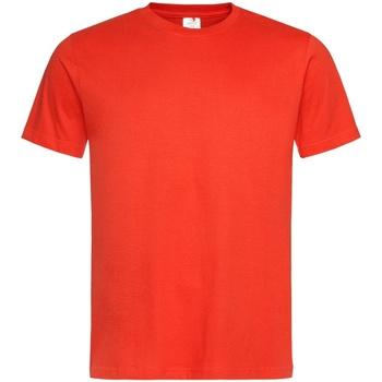 Abbigliamento Uomo T-shirt maniche corte Stedman  Arancione