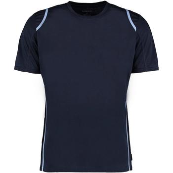 Abbigliamento Uomo T-shirt maniche corte Gamegear Cooltex Blu navy/Azzurro