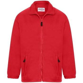 Abbigliamento Uomo Felpe in pile Absolute Apparel  Rosso