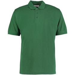 Abbigliamento Uomo Polo maniche corte Kustom Kit KK403 Verde bottiglia