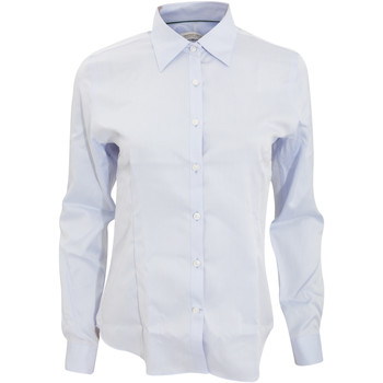 Abbigliamento Donna Camicie J Harvest & Frost JF003 Azzurro cielo