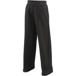Abbigliamento Unisex bambino Pantaloni da tuta Awdis  Corvino