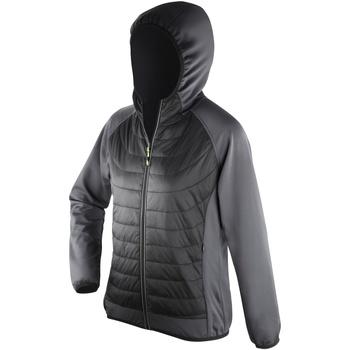 Abbigliamento Donna Piumini Spiro S268F Nero/carbone