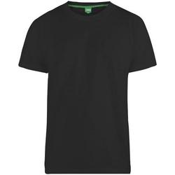 Abbigliamento Uomo T-shirt maniche corte Duke  Nero