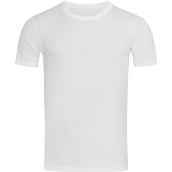 Abbigliamento Uomo T-shirt maniche corte Stedman Stars Morgan Bianco