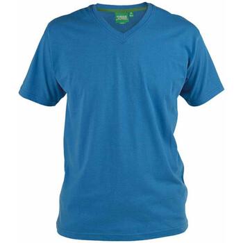 Abbigliamento Uomo T-shirt maniche corte Duke Signature-2 Blu