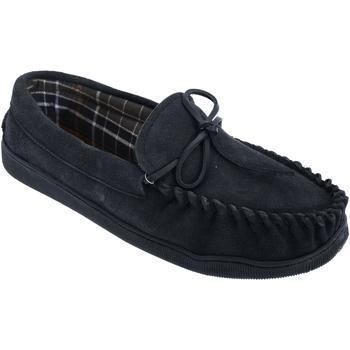 Scarpe Uomo Pantofole Sleepers  Blu navy