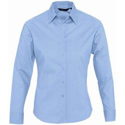 Abbigliamento Donna Camicie Sols Eden Azzurro