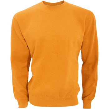 Abbigliamento Uomo Felpe Sg SG20 Arancio Brillante