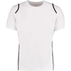 Abbigliamento Uomo T-shirt maniche corte Gamegear Cooltex Bianco/Nero