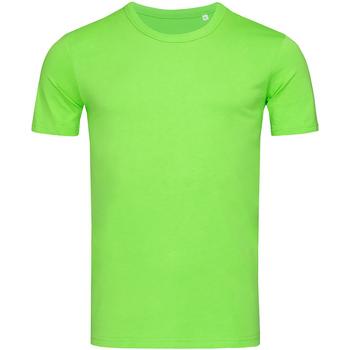 Abbigliamento Uomo T-shirt maniche corte Stedman Stars Morgan Verde