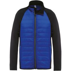 Abbigliamento Uomo Giacche sportive Kariban Proact PA233 Blu reale/Nero