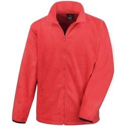 Abbigliamento Uomo Felpe in pile Result R220X Rosso fiamma