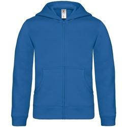 Abbigliamento Unisex bambino Felpe B And C B421B Blu reale
