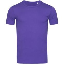 Abbigliamento Uomo T-shirt maniche corte Stedman Stars Morgan Viola