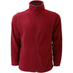 Abbigliamento Uomo Felpe in pile Russell 8700M Rosso