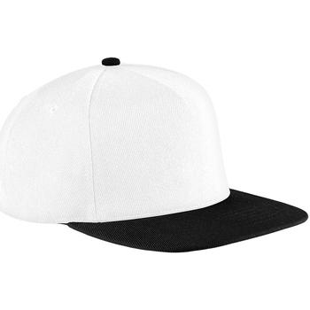 Accessori Cappellini Beechfield B660 Bianco/Nero