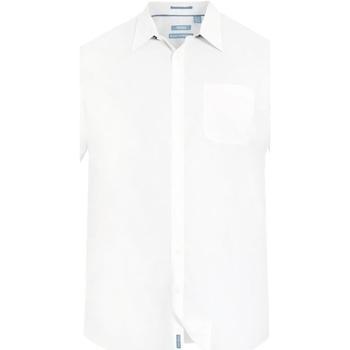 Abbigliamento Uomo Camicie maniche corte Duke  Bianco