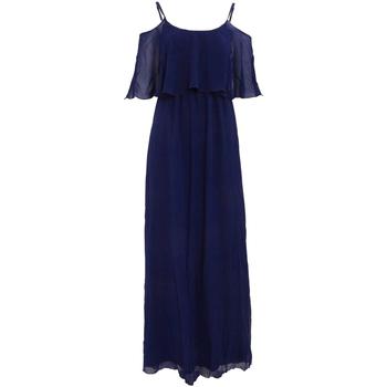 Abbigliamento Donna Abiti lunghi Girls On Film  Blu navy