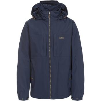 Abbigliamento Uomo giacca a vento Trespass Cartwright Blu navy
