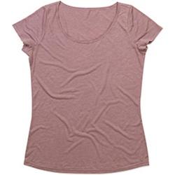Abbigliamento Donna T-shirt maniche corte Stedman Stars  Rosa vintage