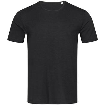 Abbigliamento Uomo T-shirt maniche corte Stedman Stars Shawn Nero