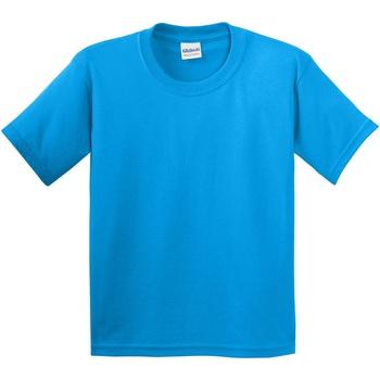 Abbigliamento Unisex bambino T-shirt maniche corte Gildan 5000B Zaffiro