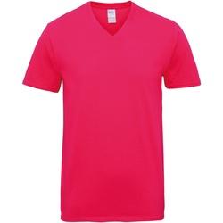 Abbigliamento Uomo T-shirt maniche corte Gildan GD016 Heliconia