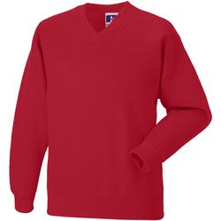 Abbigliamento Unisex bambino Felpe Jerzees Schoolgear 272B Rosso acceso