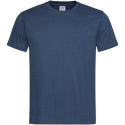 Abbigliamento Uomo T-shirt maniche corte Stedman Stars  Blu navy