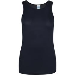 Abbigliamento Donna Top / T-shirt senza maniche Awdis JC015 Blu scuro