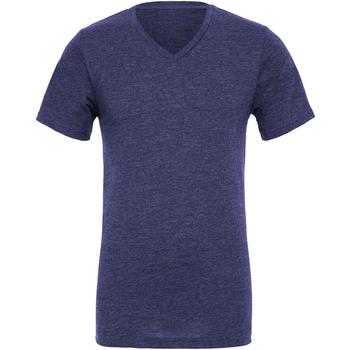 Abbigliamento Uomo T-shirt maniche corte Bella + Canvas CA3005 Blu navy