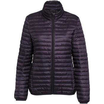 Abbigliamento Donna Piumini 2786 TS18F Melanzana