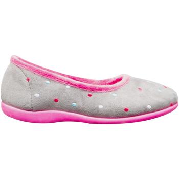 Scarpe Donna Pantofole Sleepers  Grigio/Fucsia