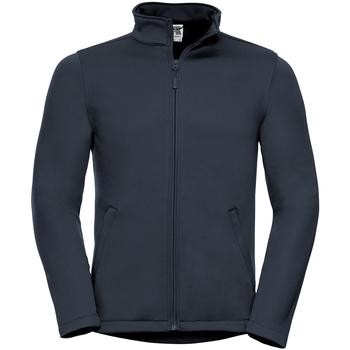 Abbigliamento Uomo Giacche Russell R040M Blu navy