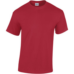 Abbigliamento Unisex bambino T-shirt maniche corte Gildan 5000B Cardinale