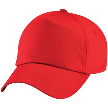 Accessori Unisex bambino Cappellini Beechfield BC10B Rosso acceso