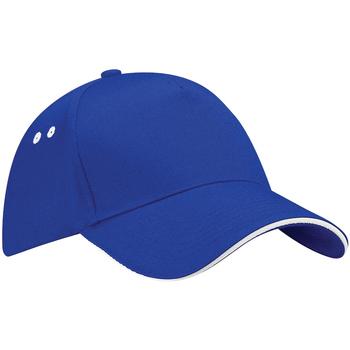 Accessori Cappellini Beechfield B15C Blu acceso/Bianco