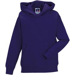 Abbigliamento Unisex bambino Felpe Jerzees Schoolgear 575B Viola