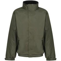 Abbigliamento Uomo giacca a vento Regatta  Cachi scuro/Nero