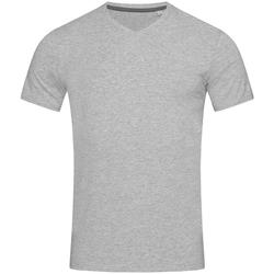 Abbigliamento Uomo T-shirt maniche corte Stedman Stars Clive Grigio screziato