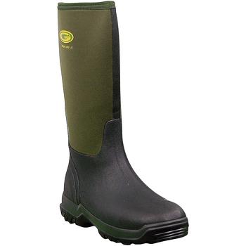 Scarpe Donna Stivali da pioggia Grubs Boots  Verde muschio