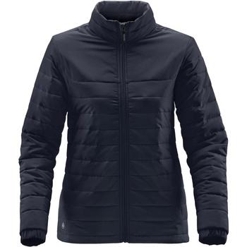 Abbigliamento Donna Piumini Stormtech QX-1W Blu navy