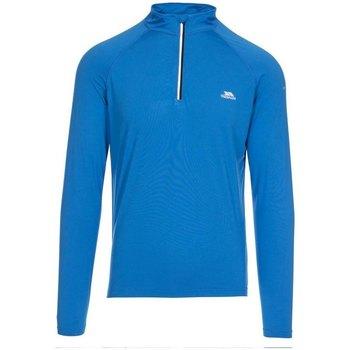 Abbigliamento Uomo T-shirts a maniche lunghe Trespass Arowson Azzurro acceso